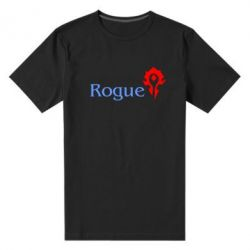Мужская стрейчевая футболка Rogue Орда - FatLine