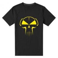 Мужская стрейчевая футболка rotterdam terror corps