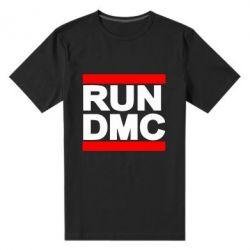 Чоловіча стрейчова футболка RUN DMC - FatLine