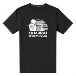 Мужская стрейчевая футболка Samurai Champloo - FatLine