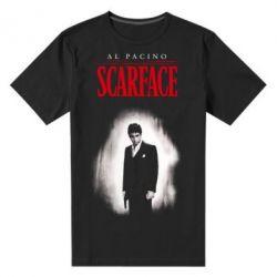 Чоловіча стрейчева футболка Scarface Platinum