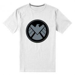 Мужская стрейчевая футболка Щ.И.Т. - FatLine