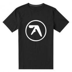 Чоловіча стрейчова футболка selected ambient works - FatLine