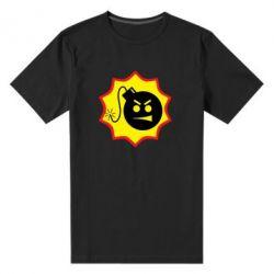 Мужская стрейчевая футболка Serious Sam - FatLine