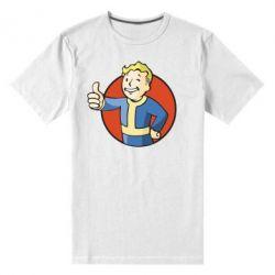 Мужская стрейчевая футболка Shelter - FatLine