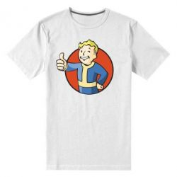 Мужская стрейчевая футболка Shelter