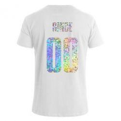 Мужская стрейчевая футболка Since голограмма