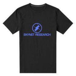 Чоловіча стрейчева футболка Skynet Research