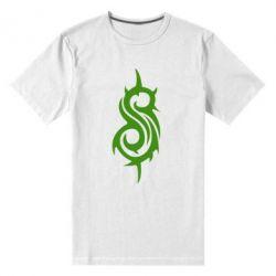 Мужская стрейчевая футболка Slipknot - FatLine
