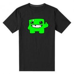 Чоловіча стрейчева футболка Smile!