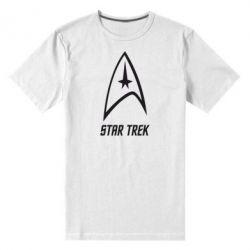 Чоловіча стрейчева футболка Star Trek