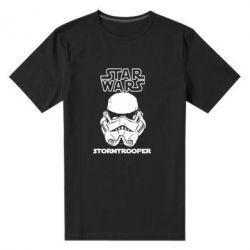 Мужская стрейчевая футболка STAR WARS - FatLine