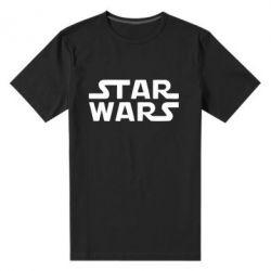 Чоловіча стрейчова футболка STAR WARS - FatLine