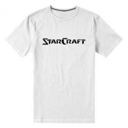 Мужская стрейчевая футболка StarCraft - FatLine