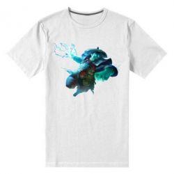 Мужская стрейчевая футболка Storm Spirit - FatLine