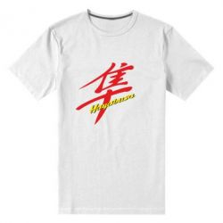 Мужская стрейчевая футболка Suzuki Hayabusa - FatLine