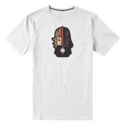 Мужская стрейчевая футболка Sweet Vader - FatLine