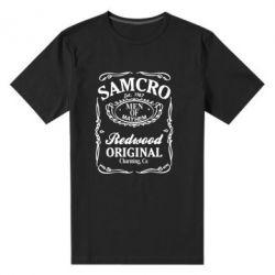 Чоловіча стрейчова футболка Сини Анархії Samcro - FatLine