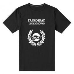 Мужская стрейчевая футболка Tankograd Underground - FatLine