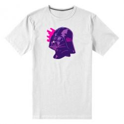 Мужская стрейчевая футболка The Dark Side Art - FatLine