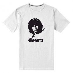 Мужская стрейчевая футболка The Doors - FatLine