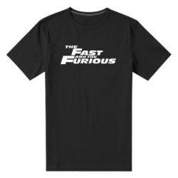 Чоловіча стрейчева футболка The Fast and the Furious