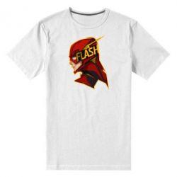 Мужская стрейчевая футболка The Flash - FatLine