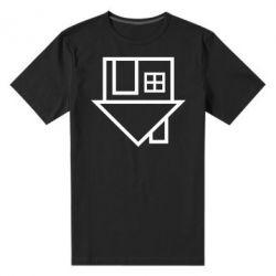 Мужская стрейчевая футболка The Neighbourhood Logotype