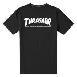 Мужская стрейчевая футболка Thrasher Magazine - FatLine