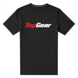 Мужская стрейчевая футболка Top Gear - FatLine