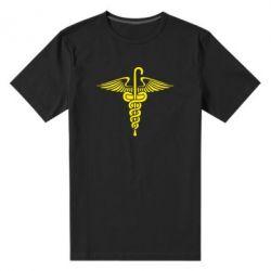 Чоловіча стрейчова футболка Символ - FatLine