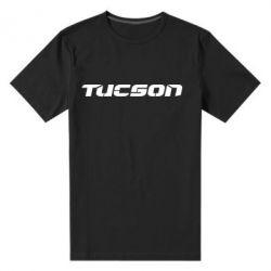 Мужская стрейчевая футболка Tucson - FatLine
