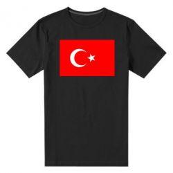 Мужская стрейчевая футболка Турция - FatLine