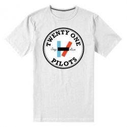 Чоловіча стрейчева футболка Twenty One Pilots Stay Alive