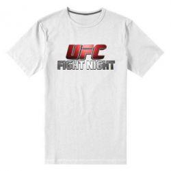 Мужская стрейчевая футболка UFC Fight Night - FatLine