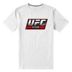 Мужская стрейчевая футболка UFC GyM - FatLine
