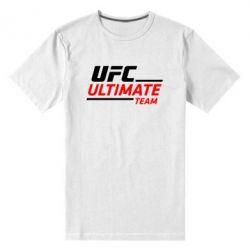 Мужская стрейчевая футболка UFC Ultimate Team - FatLine