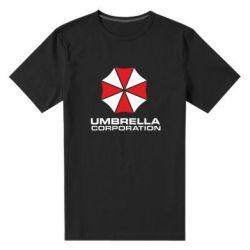 Мужская стрейчевая футболка Umbrella - FatLine