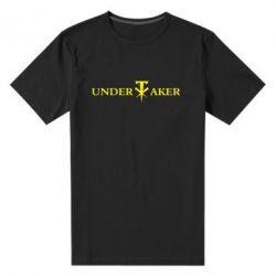 Мужская стрейчевая футболка Undertaker - FatLine