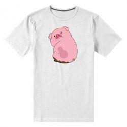 Мужская стрейчевая футболка Vadlz - FatLine