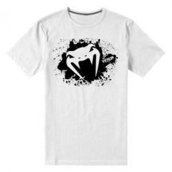 Мужская стрейчевая футболка Venum Art