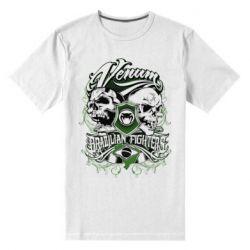 Мужская стрейчевая футболка Venum Brazilian Fighters - FatLine