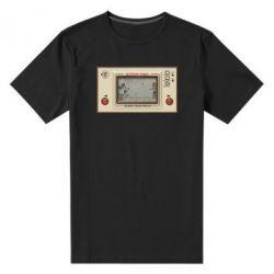 Мужская стрейчевая футболка Веселый повар Электроника - FatLine