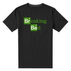Мужская стрейчевая футболка Во все тяжкие (Breaking Bad) - FatLine