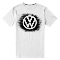 Чоловіча стрейчева футболка Volkswagen art