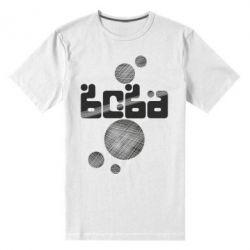 Чоловіча стрейчева футболка Вова