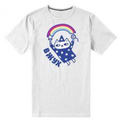 Чоловіча стрейчева футболка Вжух!