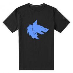 Мужская стрейчевая футболка Warhammer Space Wolf