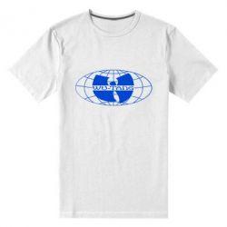 Мужская стрейчевая футболка Wu-Tang World
