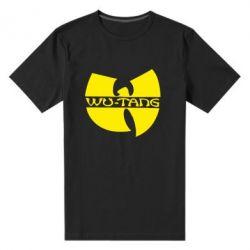 Чоловіча стрейчова футболка WU-TANG - FatLine